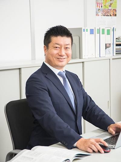 愛宕商事株式会社 代表取締役社長 高橋克郎
