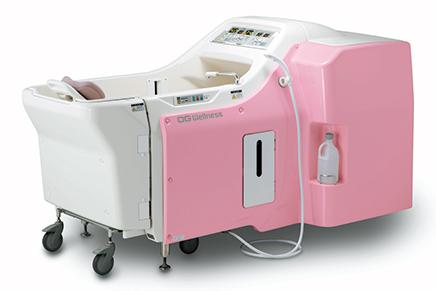 電動介護ベッド、車椅子など